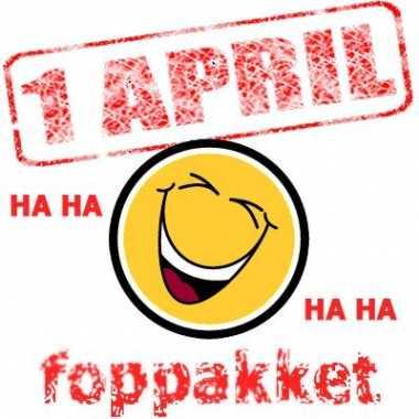 1 april collega pest pakket