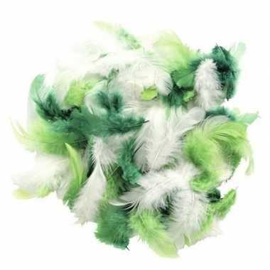 10 gram decoratie sierveren groen tinten