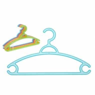 10 stuks plastic kinder kledinghangers