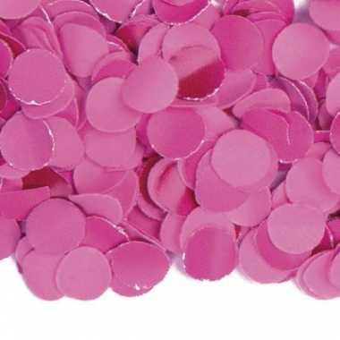 100 gram confettisnippers fuchsia