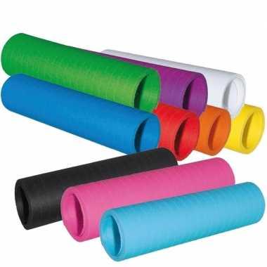 10x serpentine voordeel pakket diverse kleuren