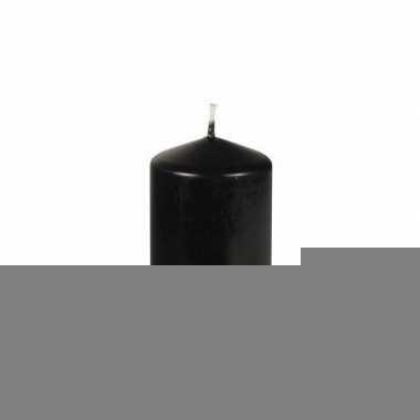10x stompkaars zwart 26 branduren