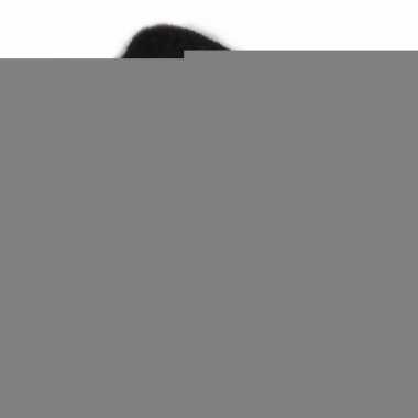 140x zwarte knutsel pompons 7 mm trend