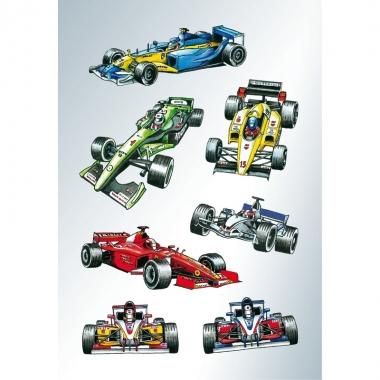 21x raceauto/formule 1 stickers