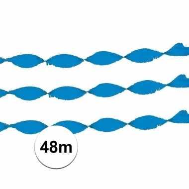 2x brandvertragende slinger blauw