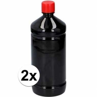 2x lampenolie 1 liter