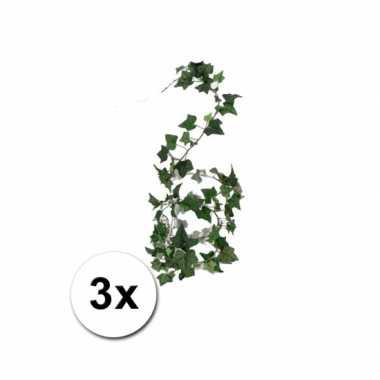 3 klimop helix namaak planten 180 cm
