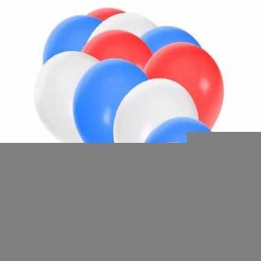30 stuks party ballonnen in de kleuren van de down under