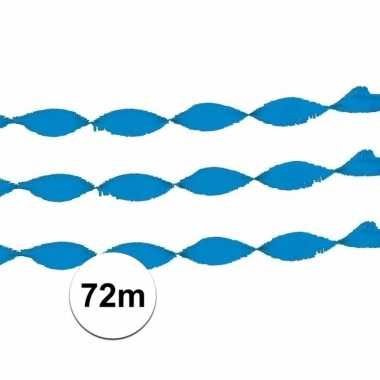 3x brandvertragende slinger blauw