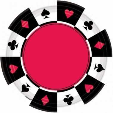 8 thema wegwerp borden poker