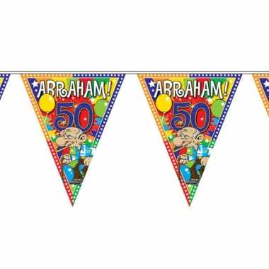 Abraham slinger 10 meter lang