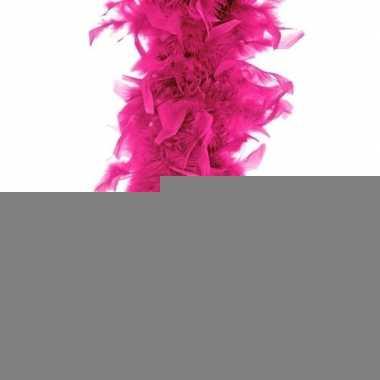 Accessoires roze boa