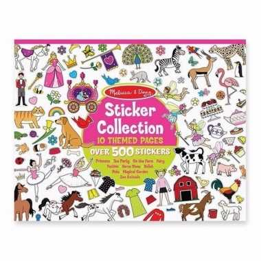 Agenda stickers 700x voor meisjes