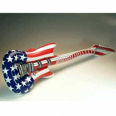 America gitaar opblaasbaar