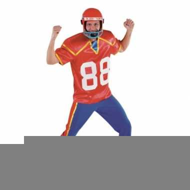American football speler pak