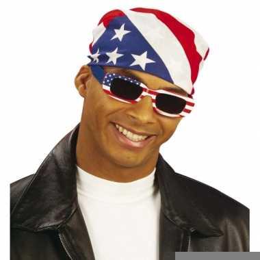 Amerikaanse bandana zakdoek