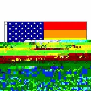Amerikaanse regenboog vlag 90 x 150 cm