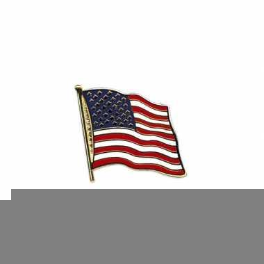 Amerikaanse vlaggetje pins