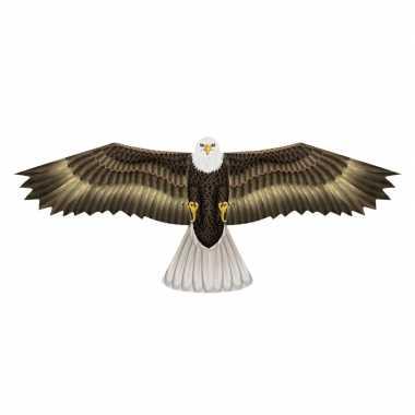 Amerikaanse zeearend roofvogel vlieger 112 x 50 cm