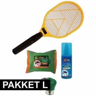 Anti insecten pakket large