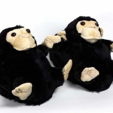 Apen sloffen voor kinderen