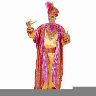 Arabisch sultan kostuum