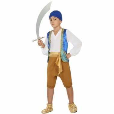 Arabische strijder anas kostuum voor jongens