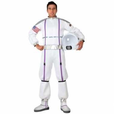 Astronauten verkleed pak/kostuum voor heren