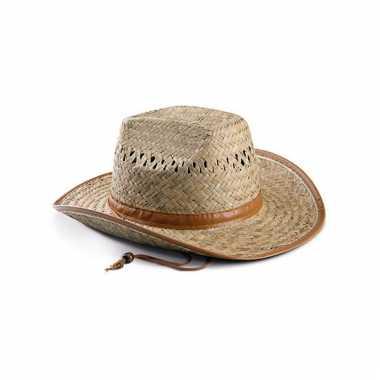 Australische rieten hoed
