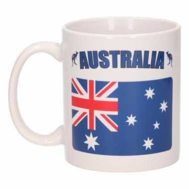 Australische vlag theebeker