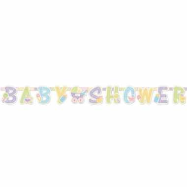 Babyshower wenslijn