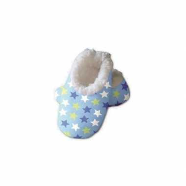 Babysloffen met sterretjes