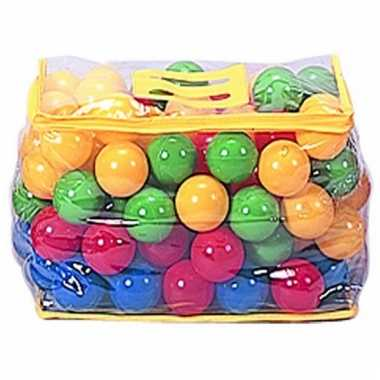 Ballenbak ballen 100 stuks in tas