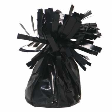 Ballonnen gewicht zwart 170 gram
