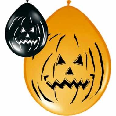 Ballonnen in halloween thema