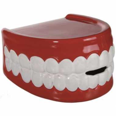 Bang voor tandarts spaarpot