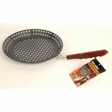 Barbecue pan 32 cm