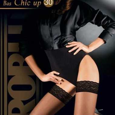 Bas chic up 30 denier kousen