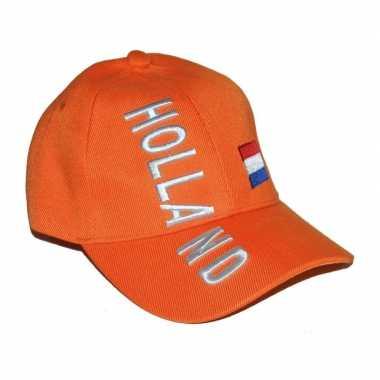 Baseball cap nederland
