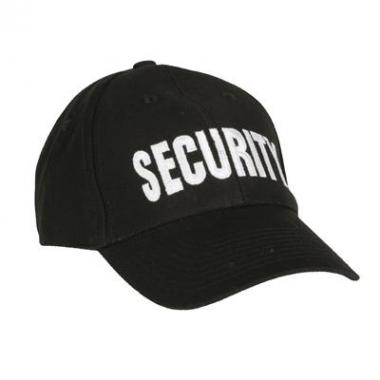 Baseball cap zwart