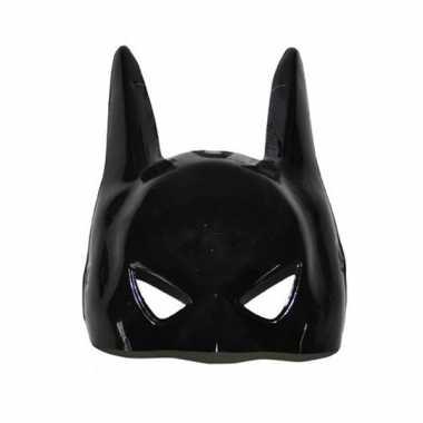 Batman masker met elastiek