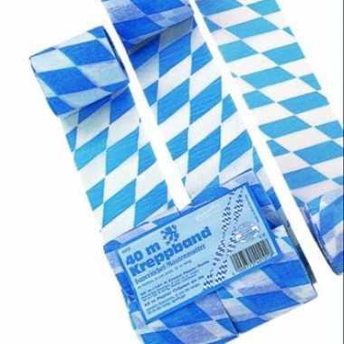 Bayern decoratie slinger 40 m