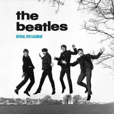 Beatles collecters edition kalender 2019