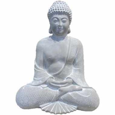 Beeld boeddhistische boeddha 28 cm