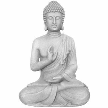Beeld boeddhistische boeddha 40 cm