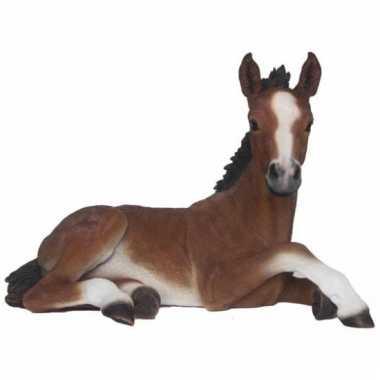 Beeld jong paardje 42 cm