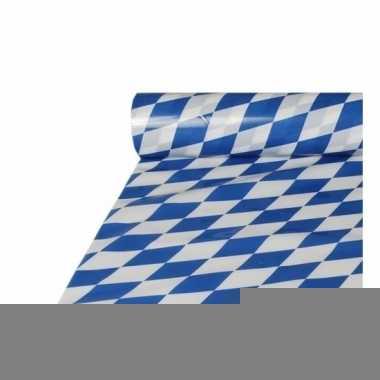 Beierse tafelkleden van plastic op rol 20 x 1 meter