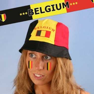 Belgie supporter pakket basis
