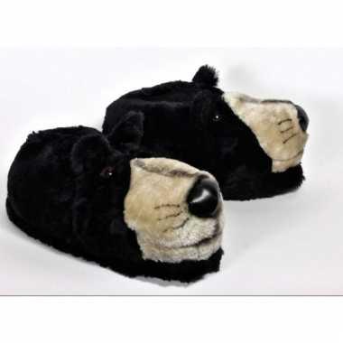 Beren sloffen voor volwassenen