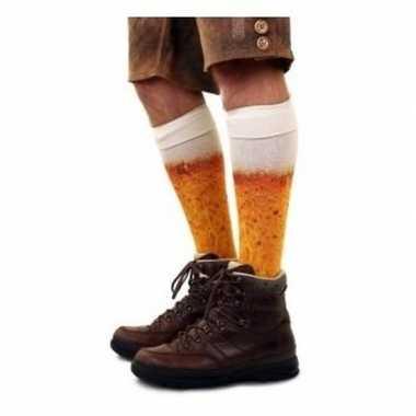 Bier sokken maat 43 46 voor heren trend